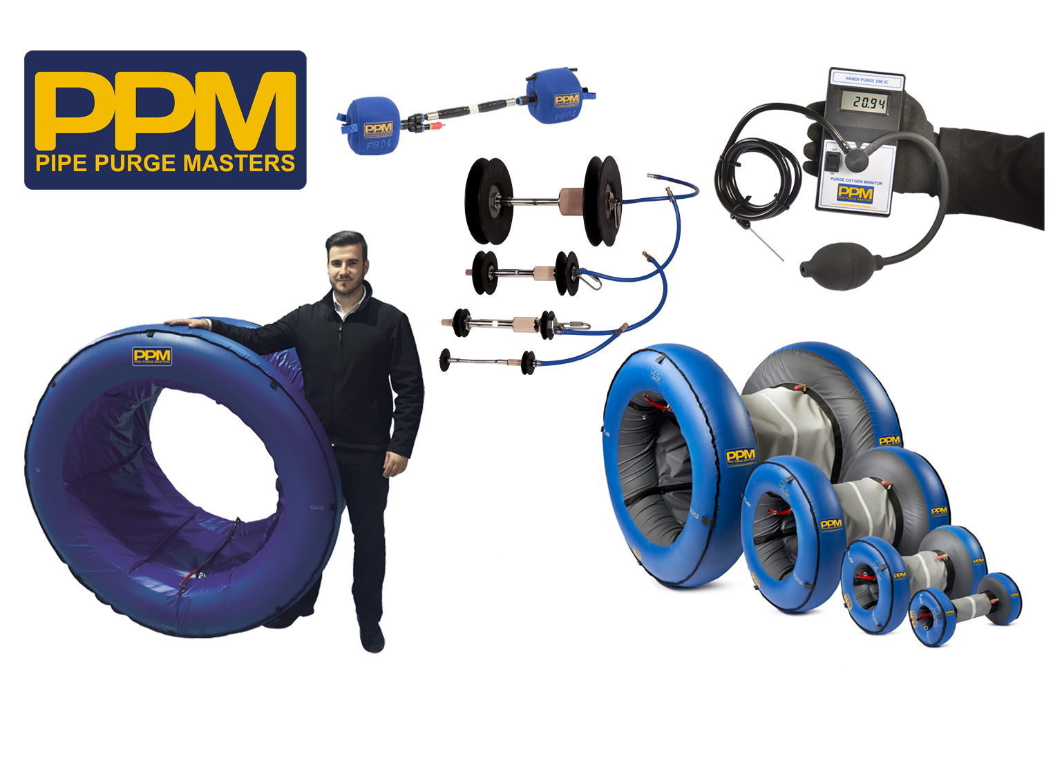 PIPE PURGING EQUIPMENT Distributors & Suppliers