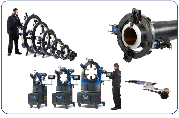 PIPE COLD CUTTING MACHINES Distributors & Suppliers
